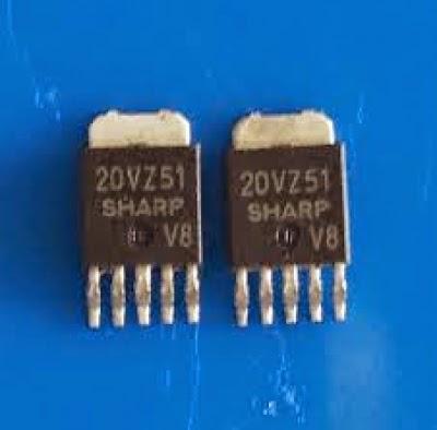 Transistor 20VZ51