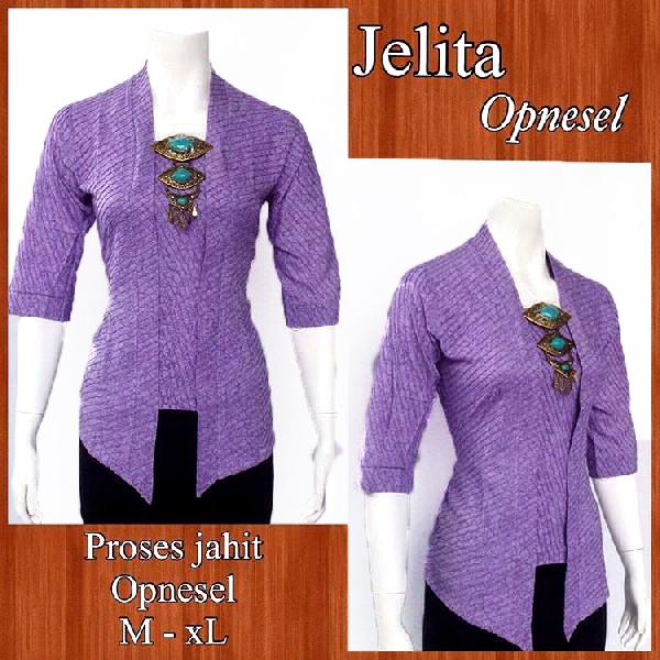 Model Kebaya Embos Jelita DBT 4224