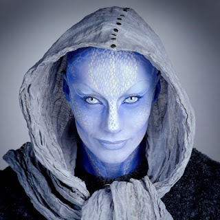 Zhaan from Farscape