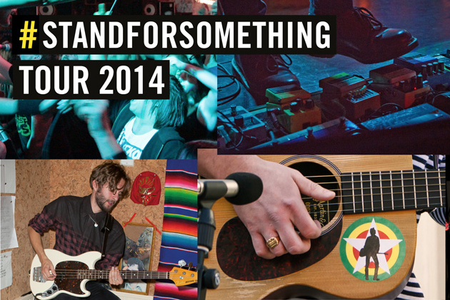 Standforsomething tour 2014