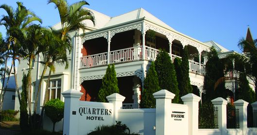 Characterstays Quarters Hotel On Florida Morningside Durban