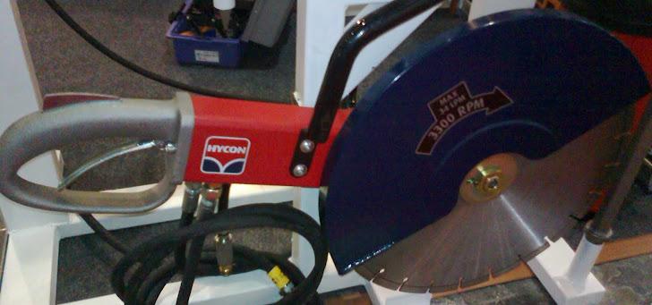 Rotary cutter/ pengiris plat baja