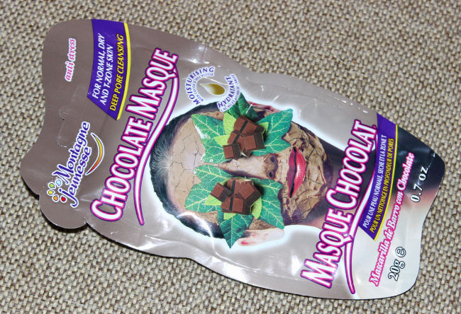 Montagne Jeunesses Chocolate masque ( chocolate mud face mask). Cokoladna maska za lice. Best face masks. Montagne Jeunesse face masks.