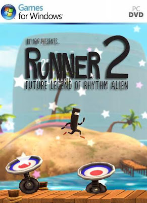 Runner 2: Future Legend of Rhythm Alien PC Cover
