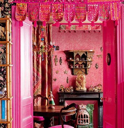 Parulsart: Exotic room