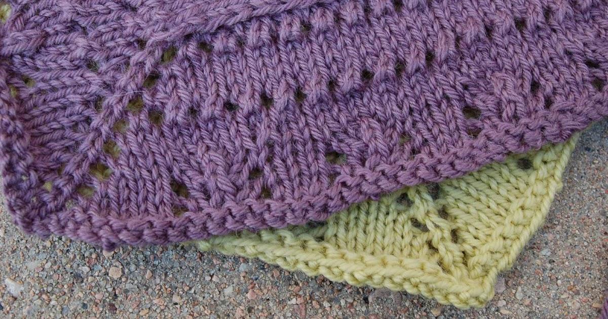 Knitting Binding Off Last Stitch : Knitaway: Knitaway and Bind off