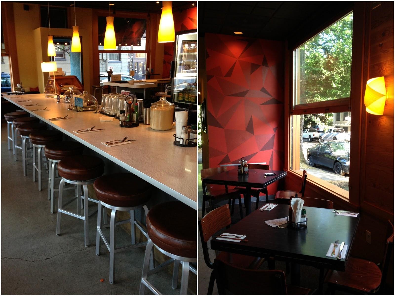 Grassfed geek trip to dick 39 s kitchen for grassfed burgers for Primal kitchen restaurant
