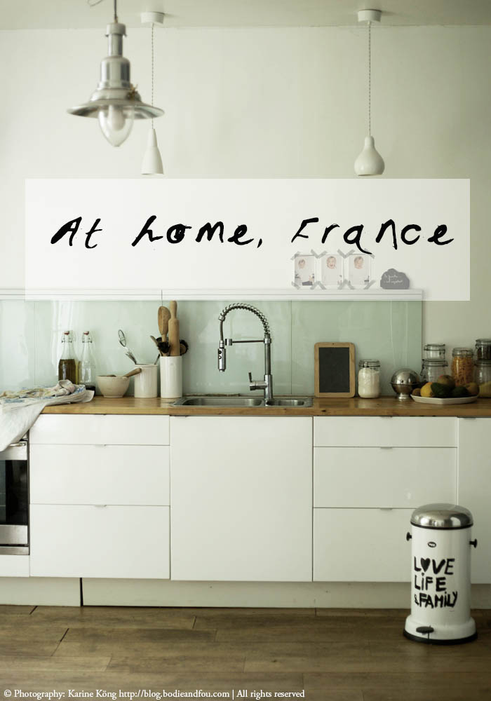 BODIE and FOU Style blog, home of Creative Director & Stylist Karine Kong, French style, white interiors, French design, styling