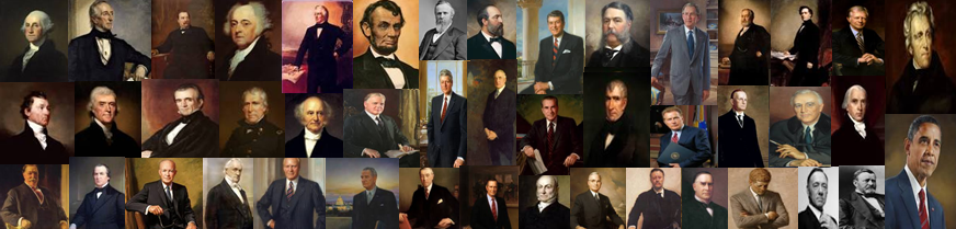 Portraits Of Our Presidents