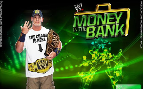 Wallpaper » Downlaod Money In The Bank 2013 HQ Wallpaper (Designed By David Digil)