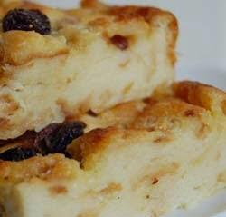 Resep Cara Membuat Puding Roti Pisang Sederhana Tapi Enak