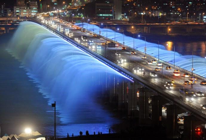puentes asombrosos en grandes ciudades