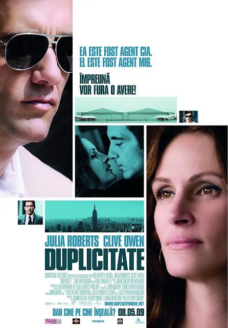 Duplicity (2009) BRRip ταινιες online seires xrysoi greek subs