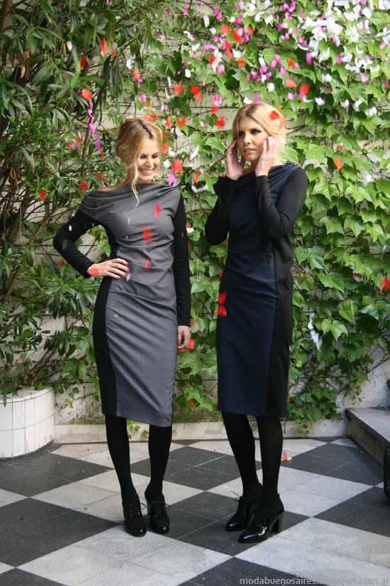 Olga Naum otoño invierno 2013 moda