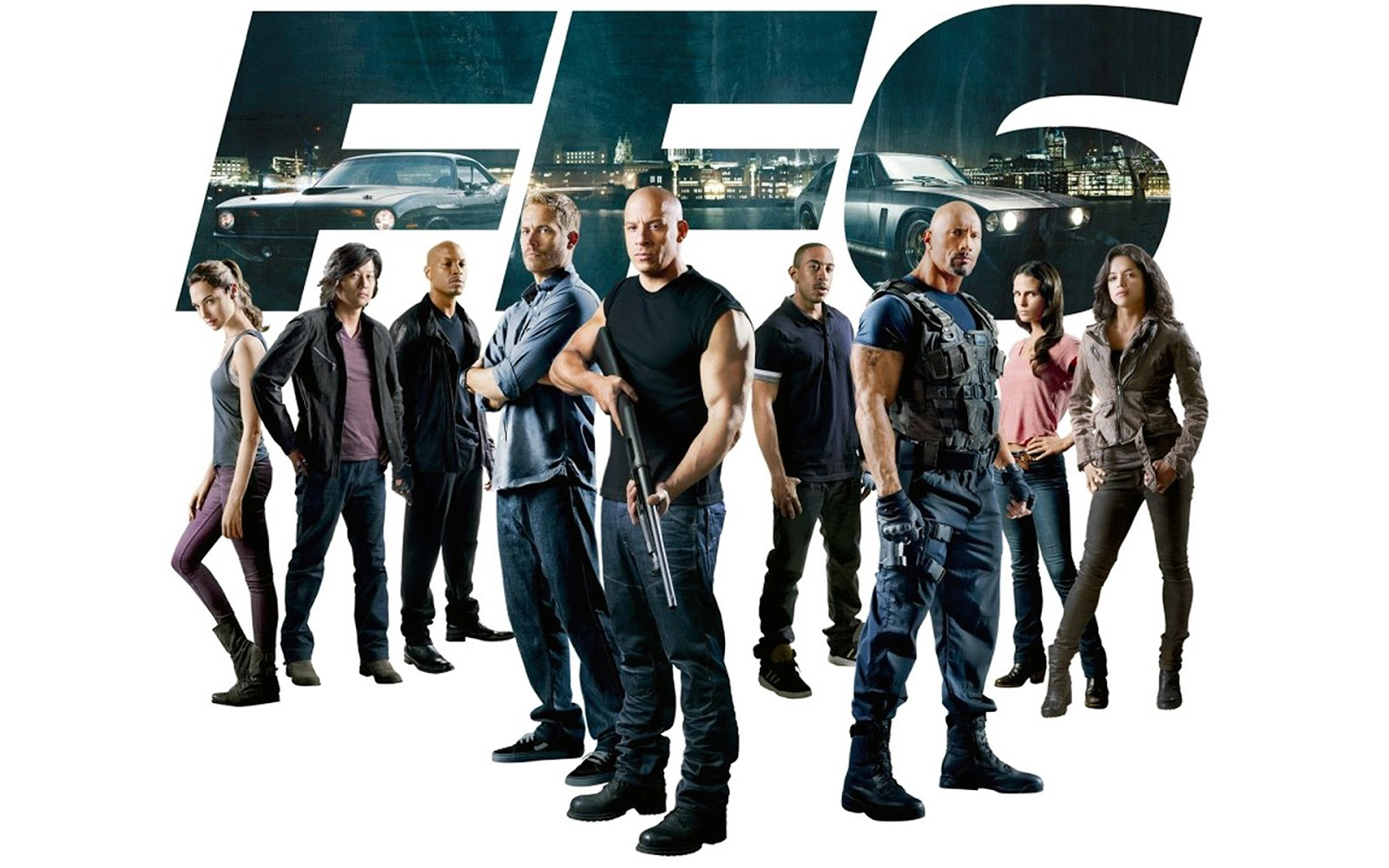 Fast And Furious 6 HD Wallpapers 2013 ~ All About HD ...