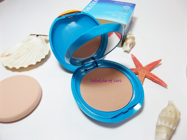 Shiseido SPF 30 Pudra (Shiseido UV Protective Compact Foundation)