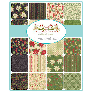 Moda TOLE CHRISTMAS Fabric by Gina Martin for Moda Fabrics