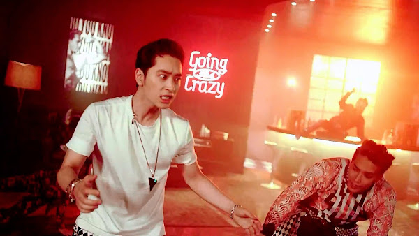 2PM Chansung Go Crazy