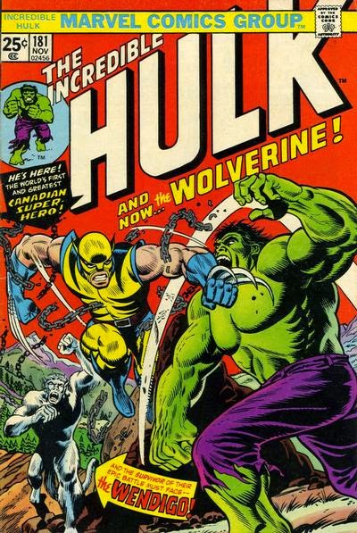 Incredible Hulk #181, Wolverine