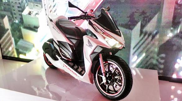 Modifikasi Honda Vario 150 eSP