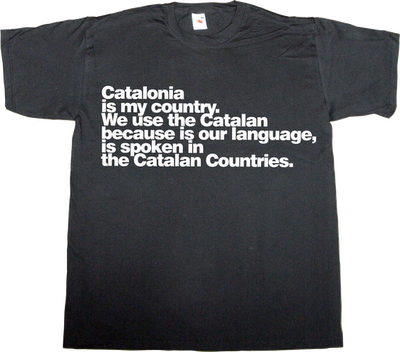 Pep Guardiola catalan catalonia independence Alex Fabregas t-shirt ephemeral-t-shirts