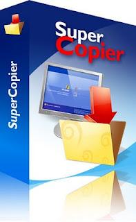 تنزيل برنامج تسريع نسخ نقل الملفات بسرعة Supercopier Download free
