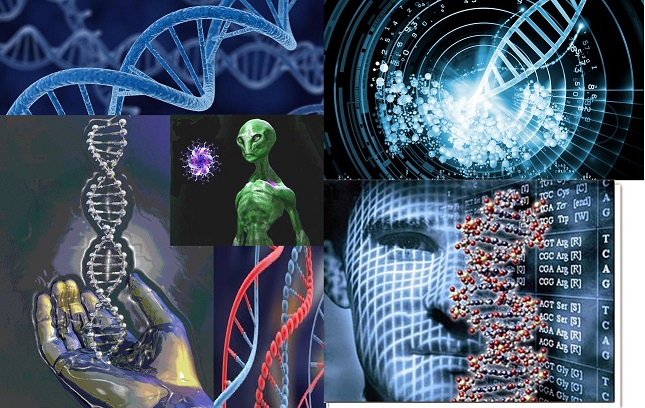 El Origen del ADN - Inteligencia Extraterrestre