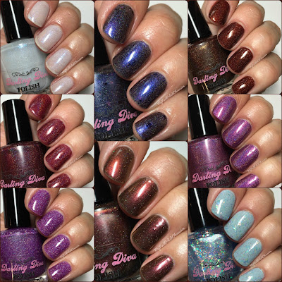 Darling Diva Polish The Force Collection