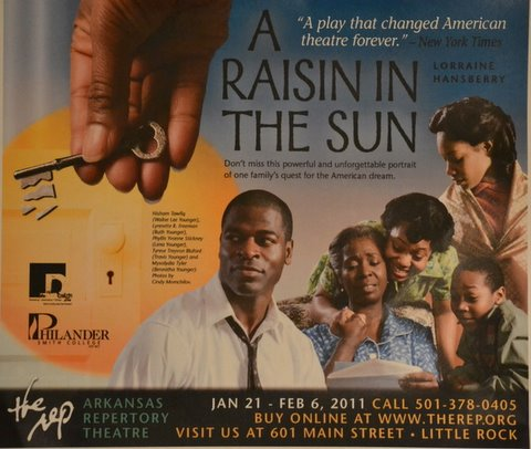 a raisin in the sun main