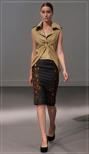 Singaporean designer Eugene Lin