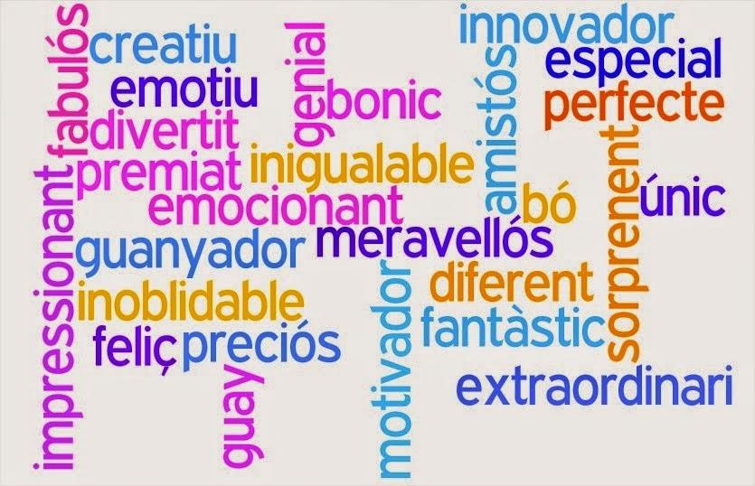 Llengua Catalana 1r d'ESO Icària: de febrer 2015