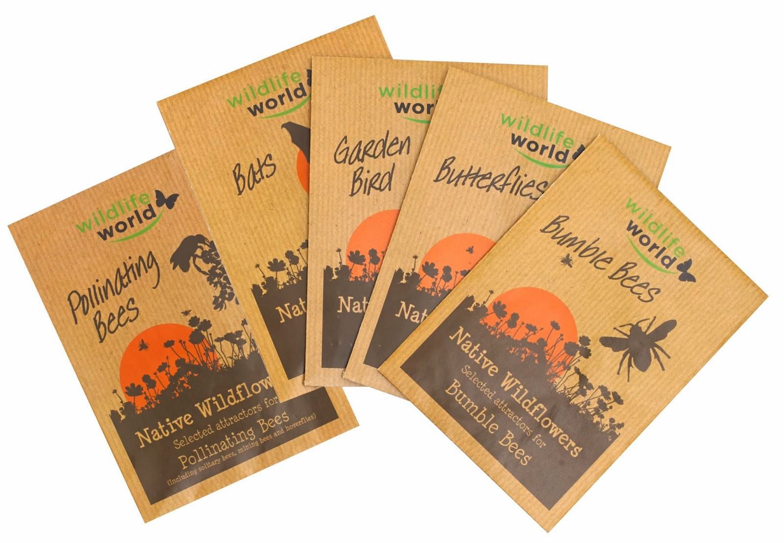 Wildflower Seeds For Garden