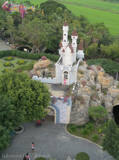 Castle at Dreamworld Bangkok