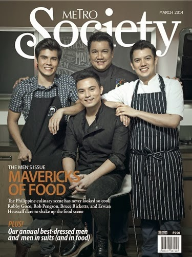 Metro Society March 2014 Issue