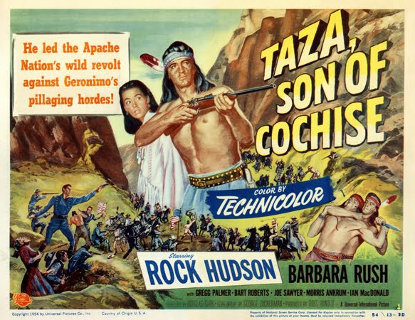 """Taza, Son of Cochise"" (1954)"