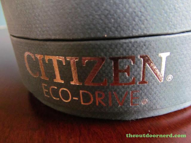 Citizen BM8180-03E Men's Eco-Drive Watch: Decorative Box