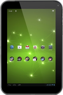 Toshiba Excite 7.7 AT275 Front