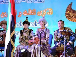 Kazakh Independence Day Reception
