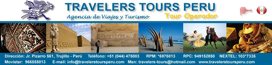 Travelers Tours Trujillo