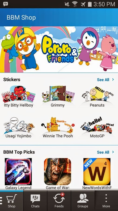 BBM2 Mod Versi 2.8.0.21 Apk Free Sticker + Full Feature Terbaru