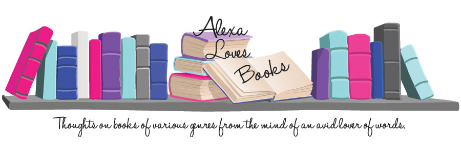 <center>Alexa Loves Books</center>