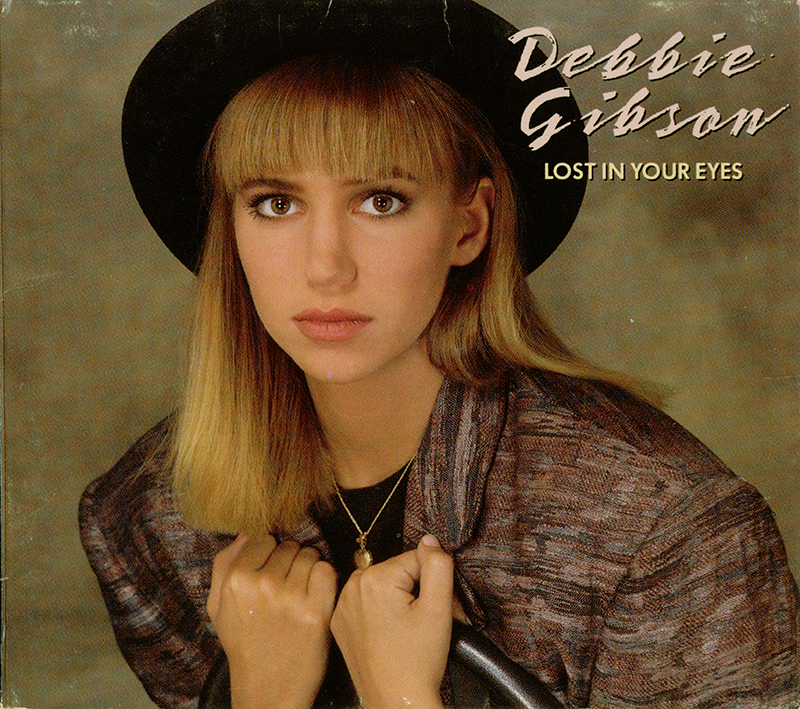 Debbie Gibson Lost In Your Eyes