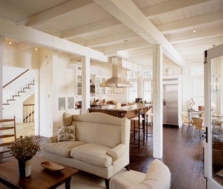 exposed basement ceiling. I love the cozy  comfortable feeling of bright white ceiling above House dash Home Basement Remodel Painting The Exposed Ceiling White