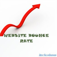 Bounce Rate For Website