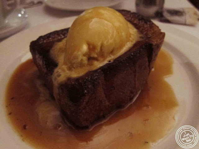 Image of French toast at Lemeac French bistro in Montreal, Canada