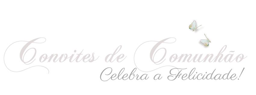 Convites de Comunhão