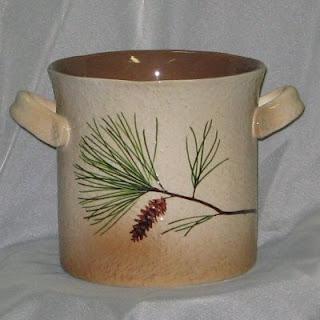 Pine For Me Crock