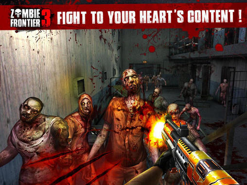 Zombie Frontier 3 v1.25 Apk Mod [Mega Mod]