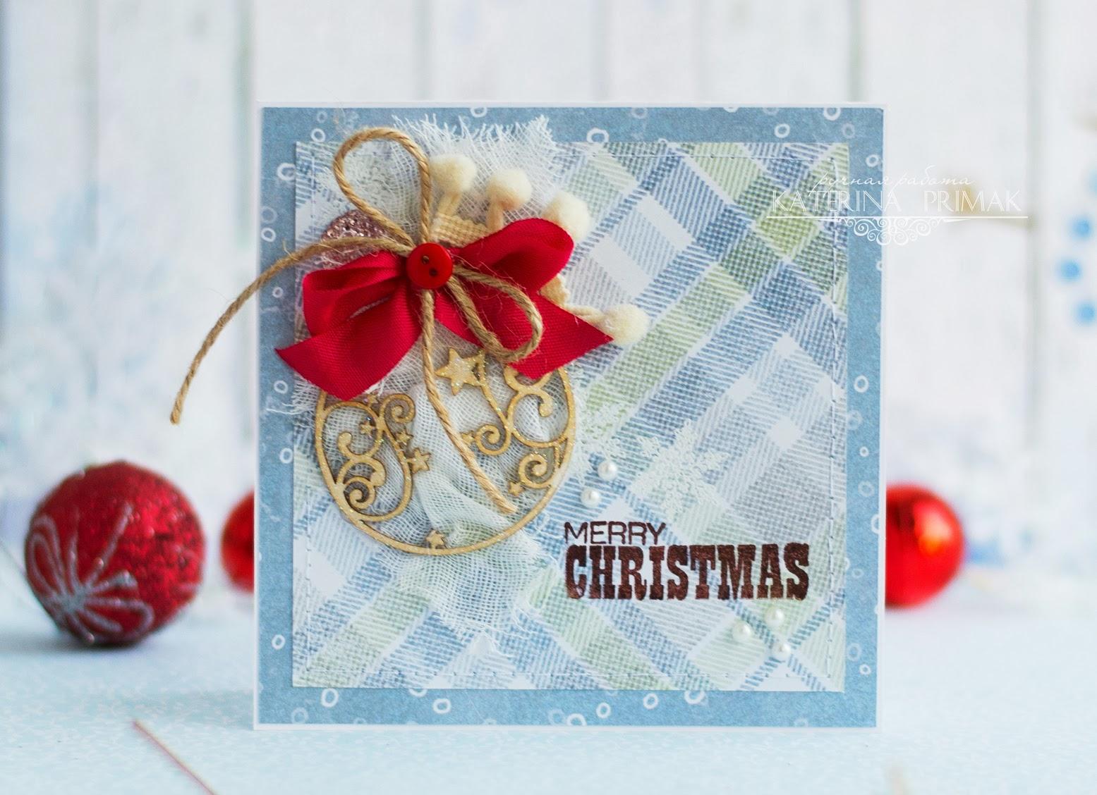 Открытки своими руками на английском с рождеством
