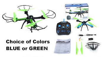 GearBest JJRC H98 Quadcopter UNDER $25
